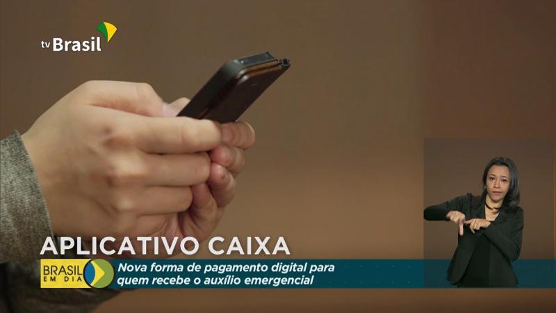 Aplicativo de celular facilita pagamentos com auxílio emergencial